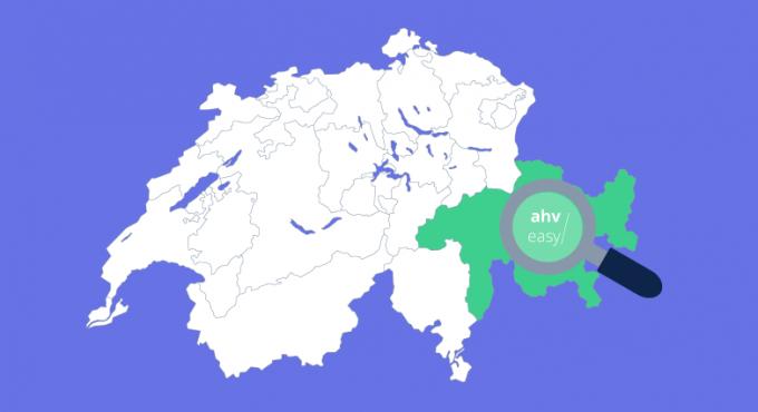 Verbreitung von AHVeasy bei den Schweizer Ausgleichskassen