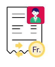 factoring company icon