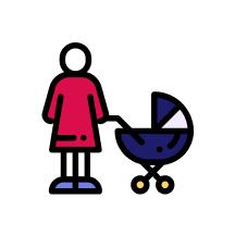 Mutterschaftsurlaubs