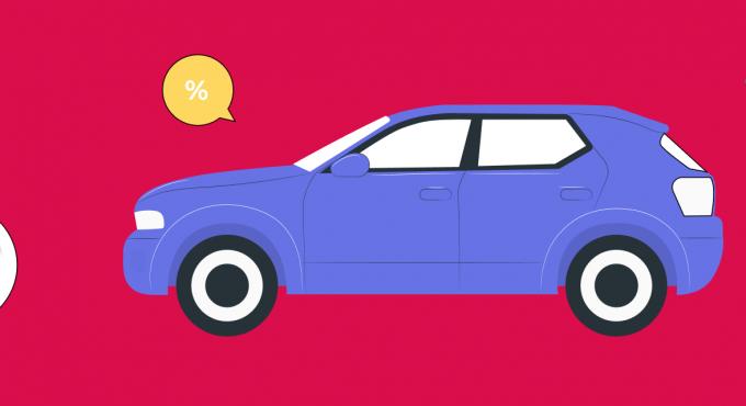 Steuerwert des privaten Autos - Kantonaler Vergleich
