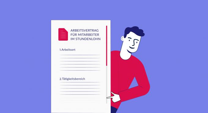 Arbeitsvertrag-für-Teilzeitarbeitsverhältnisse