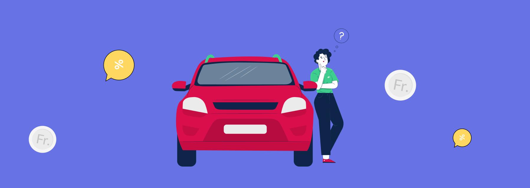 Geschäftsfahrzeug mit Privatanteil oder Privatauto mit Autospesen
