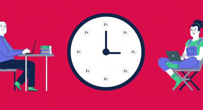 Stundenlohn als Selbständiger richtig berechnen