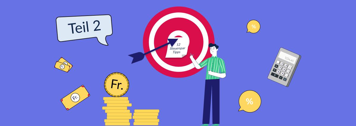 12 Steuerspar Tipps für GmbH, AG und Einzelfirmen