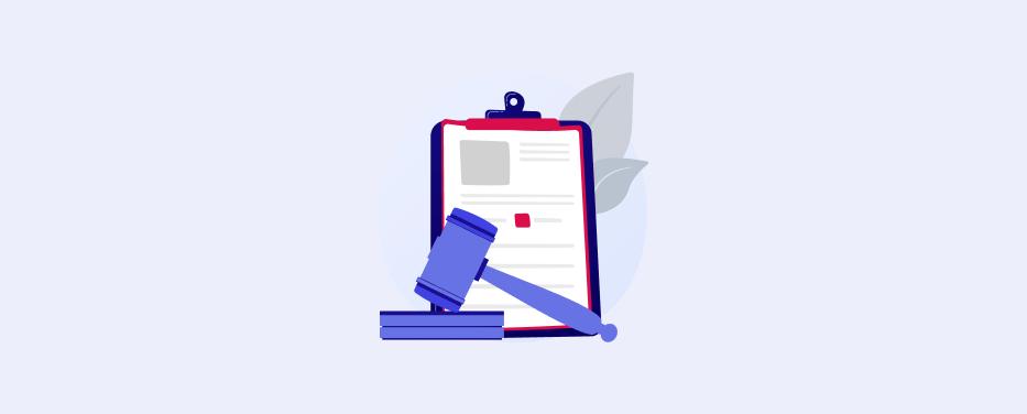 Schritt 5. Rechtliche Überprüfung.